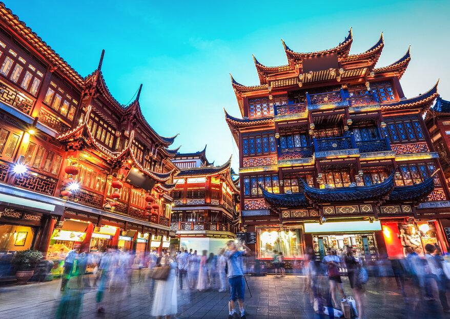 Luna de miel en China: un paseo entre el pasado y el futuro