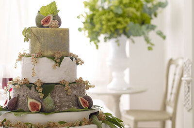 High street wedding cakes that won't take you over budget