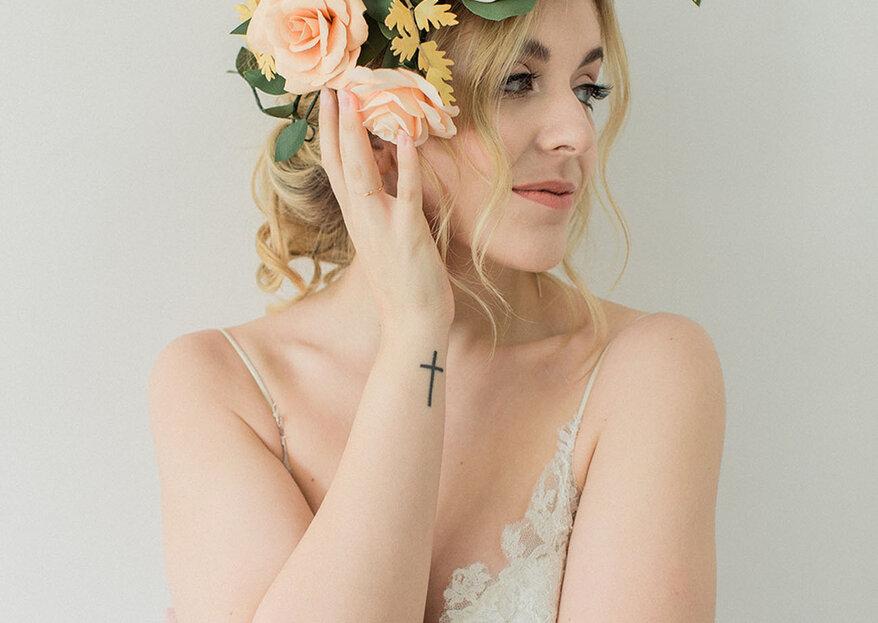 Peinados románticos para novia: las tendencias más lindas para tu gran día