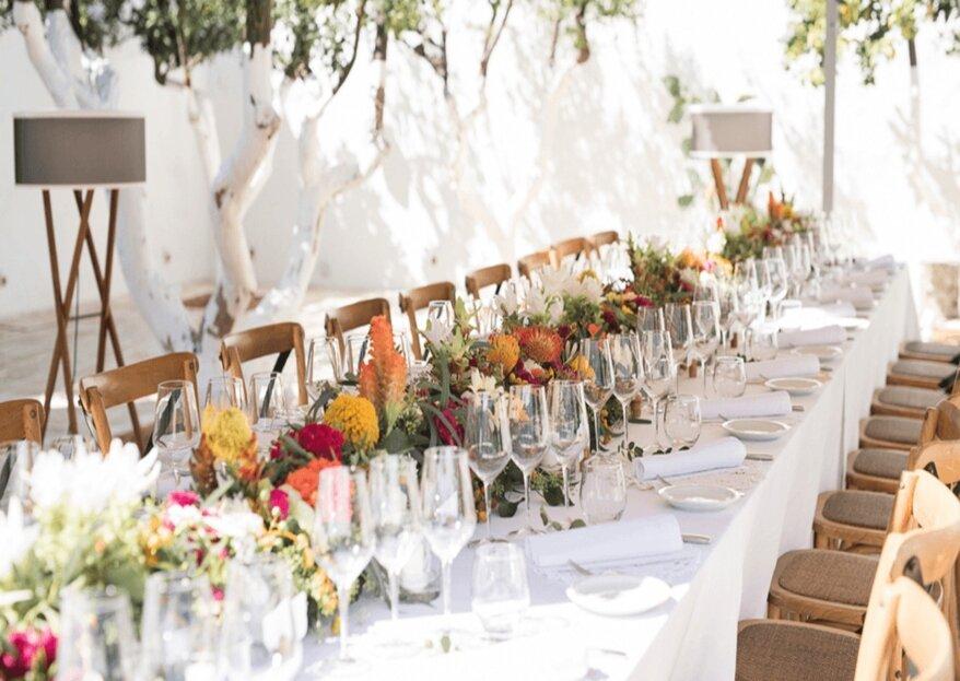 I fornitori che faranno del tuo matrimonio un evento indimenticabile