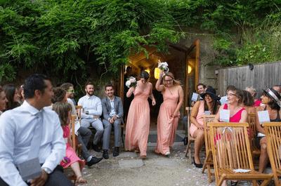Rencontre avec l'ingénieuse wedding planner de Marine Wedd's !