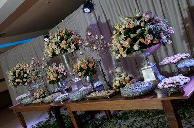 6 buffets de casamento recomendados de Minas Gerais