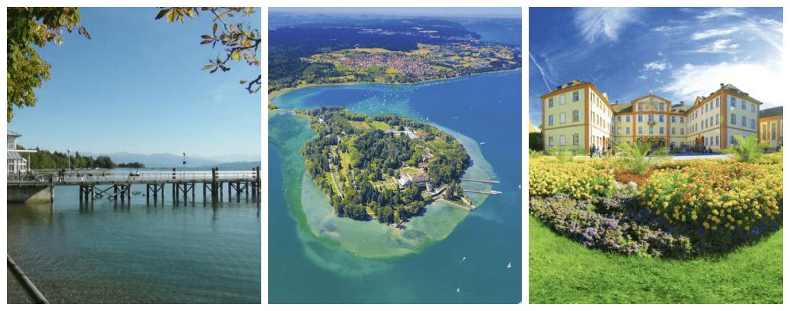 Traumhaft heiraten: die schönsten Hochzeitslocations am Bodensee!