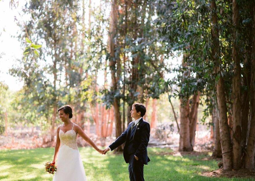 ¡Vamos a descubrir rincones perfectos de lugares donde puedes casarte!