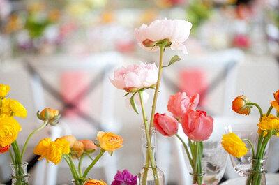 4 preguntas importantes para contratar una florería de bodas