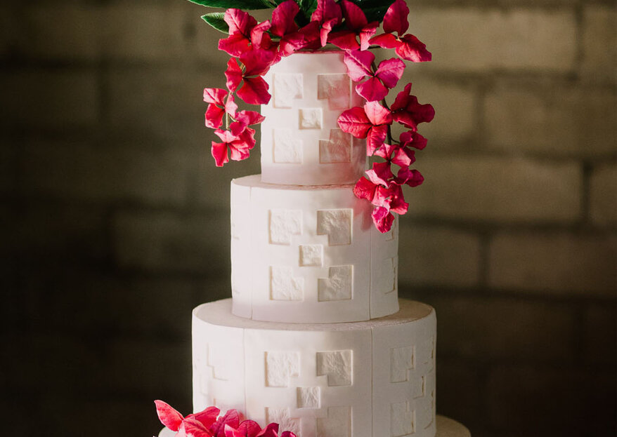 Pasteles mexicanos para boda ¡Delicias coloridas para celebraciones con estilo!