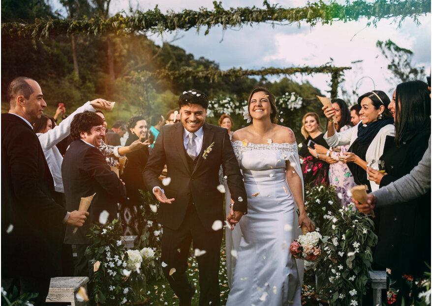 ¿Cómo hacer la lista de invitados para tu boda? 5 pasos a tener en cuenta
