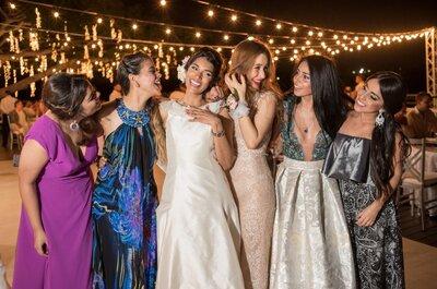 Cómo vestirse para una boda civil: ¡4 pasos fundamentales!