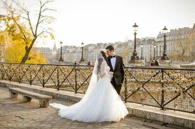 Por que o filme de casamento em um destination wedding é um dos principais itens?