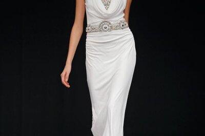Deixe transparecer o seu lado sensual, opte por um vestido de noiva sexy!