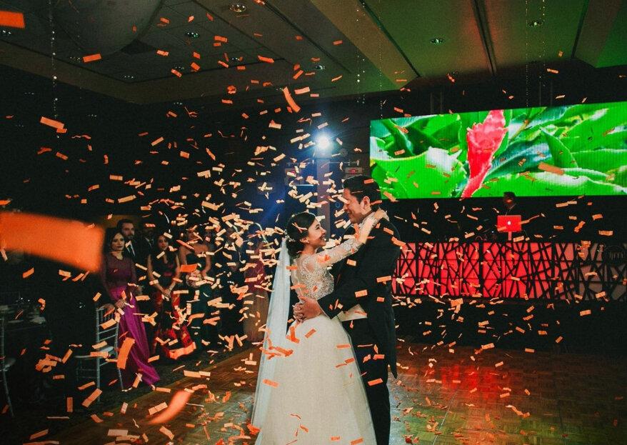 Conoce a un talentoso artista al servicio de tu boda: ¡Antonio Olmos Wedding Producer!