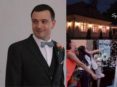 Sylwia i Robert mieli śliczny ślub! Polskie piękne wesele!