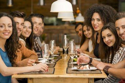 ¿Te arriesgarías a tener una cena clandestina en pareja?