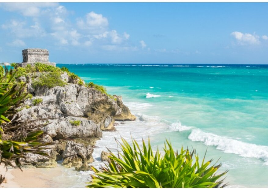 Destination Wedding On The Beaches of Cancun and Riviera Maya