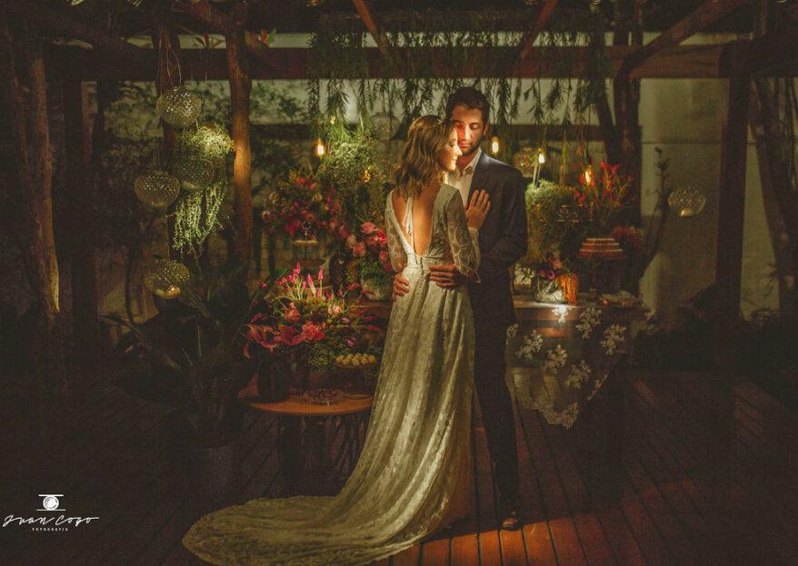 Espaço Moní: Um espaço versátil e incrível para um casamento intimista!