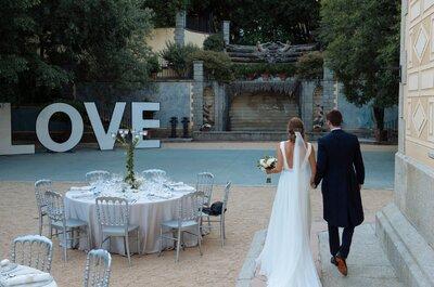 Un día muy especial lleno de detalles: la boda de Álex y Nuria