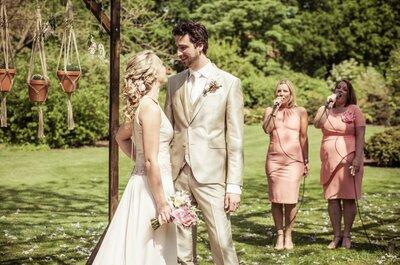 De mooiste muziek voor op jouw bruiloft!