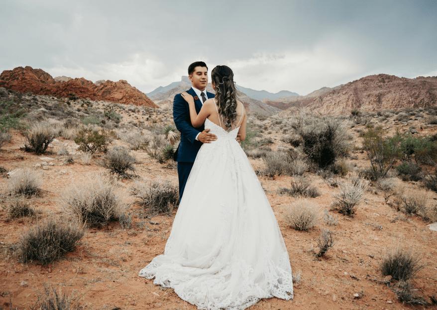 Escribamos juntos el resto de nuestra historia: la boda de Mayra y Chris