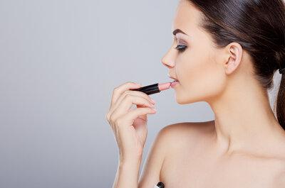 Vuelven los labios nude para novias. ¡Vivan los tonos al natural!