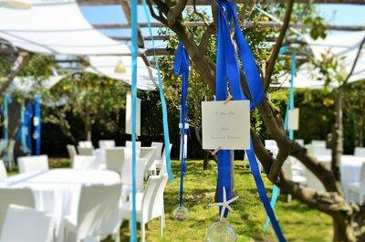 Come scegliere la location per il tuo matrimonio in base alla stagione dell'anno