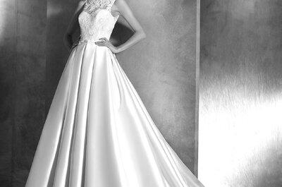Atelier Pronovias Spring 2016 Bridal Collection