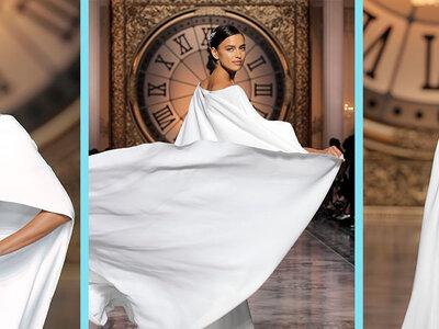 25 vestidos de novia con capa 2016. ¡Elige tu favorito!