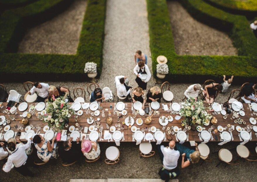 Fratelli Tregnaghi, un servizio catering&banqueting all'insegna della tradizione e dei legami che durano nel tempo