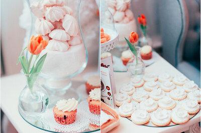 Oranje! Ook een prachtige themakleur voor op je bruiloft!