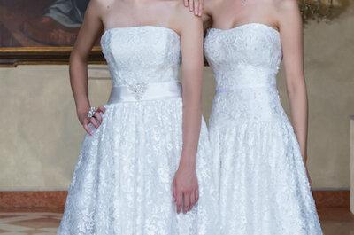Come scegliere il tuo abito da sposa se non sei una