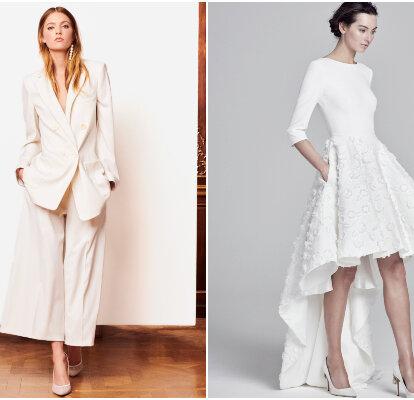 65 Vestidos De Novia Para Matrimonio Civil Diseños Que No