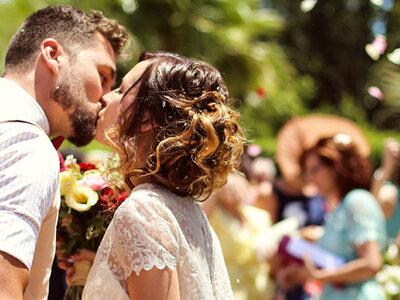 Fotografía de bodas, un palacio de ensueño, detalles solidarios y mucho más en Love me do