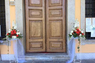 I 10 modi più belli per presentare i fiori nel giorno del tuo matrimonio