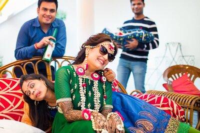 Top 5 bridal mehndi artists in Pune