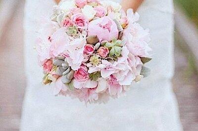 Fini le casse-tête de la décoration florale! Les compositions de l'Atelier Miguel fleurissent le plus beau jour de votre vie.