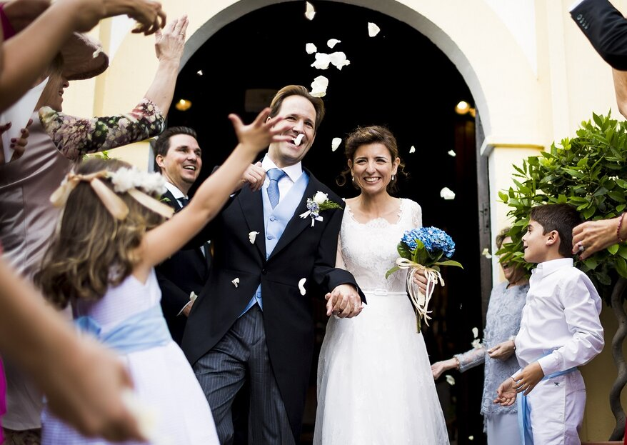 Un sueño hecho realidad: la boda de Paula e Israel