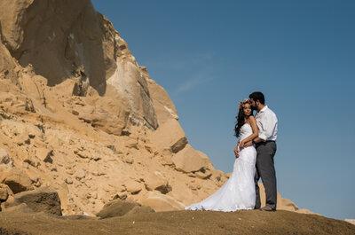 Andrea y Concho: la historia de una pareja destinada a vivir su amor