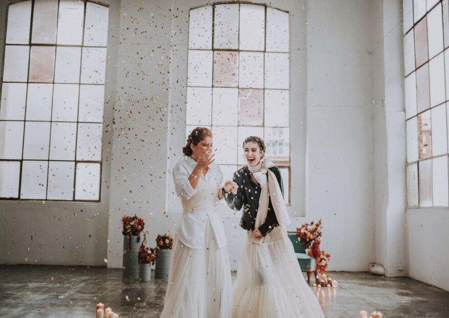 Happy Llama Events: los profesionales que le darán un empujón a la organización de tu boda