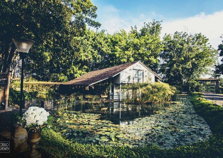 Hacienda Pampalinda: el mejor testigo para celebrar tu historia de amor en Cali