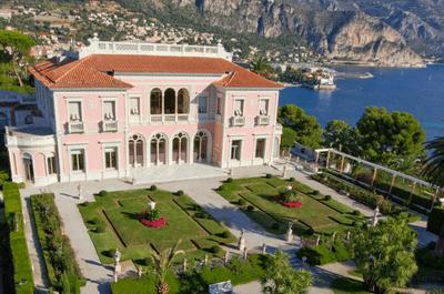 Les 10 plus beaux domaines pour un mariage en Alpes-Maritimes