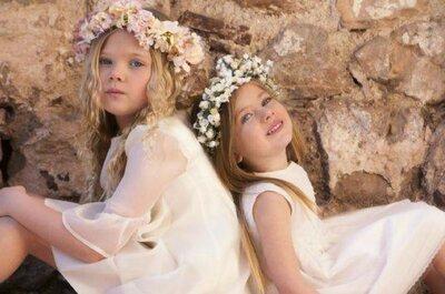Consejos básicos para elegir los vestidos de los pajecitos y pajecitas