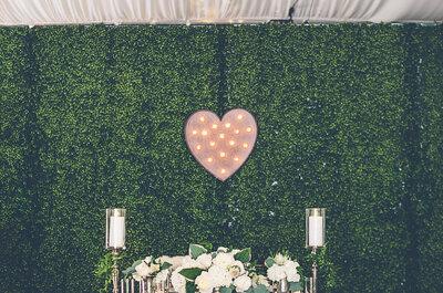 4 estilos para 4 lugares: Tu boda en la ciudad