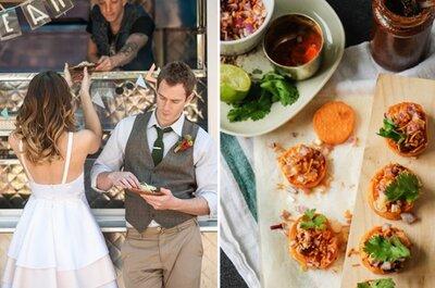 Street food per il tuo matrimonio: nozze a Denominazione di Origine Controllata... e Goduta!