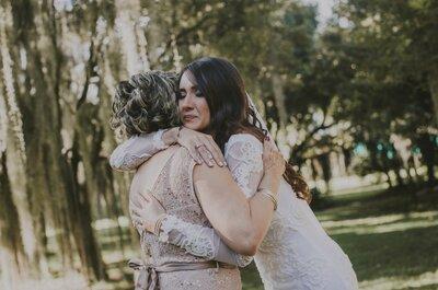 Cásate con el vestido de novia de tu mamá ¡Mira estas propuestas!
