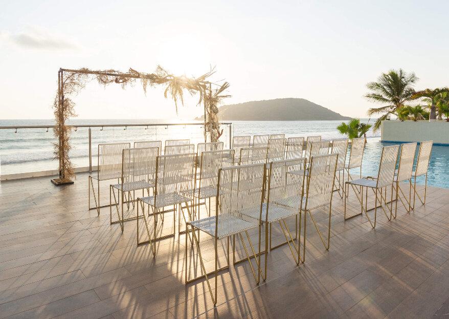 DoubleTree by Hilton Mazatlán: una experiencia inmejorable para tu boda a orillas del mar