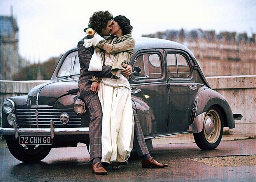 Costumes de mariés : Coup de Charme remet au goût du jour l'élégance à l'anglaise