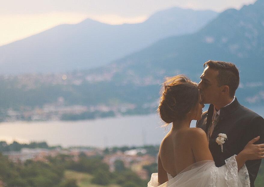 """""""Come nel più romantico dei film"""": le emozioni del vostro grande giorno raccontate da Feelmore Videos"""