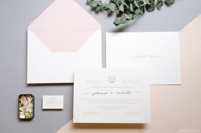 Como será o seu convite de casamento? Dicas de uma especialista para acertar na escolha