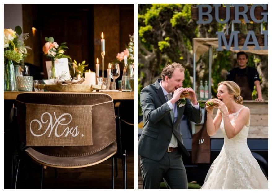 Styled Wedding Shoot: Natuurlijk Koper