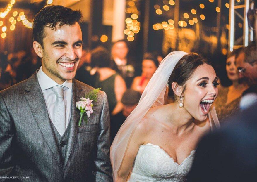 Descubra porque é que o casamento de Marília e Matheus se tornou viral!