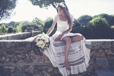 Miguel Crespí y sus novias románticas y elegantes, ¿quieres ser una de ellas?